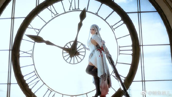 【cos正片】死亡爱丽丝 白雪姬 cn:鳗鱼霏儿 cosplay-第5张
