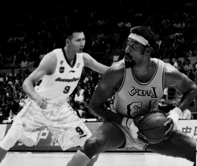 如果易建联在 60 年代的 NBA,会怎样?-前方高能