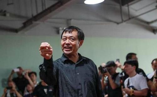 """说出""""耗子尾汁""""的新晋网红马保国"""