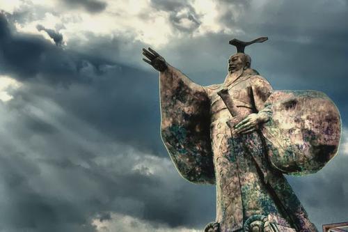 中国最伟大的征服者:汉武帝