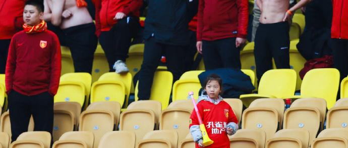中国足球容不下打工人