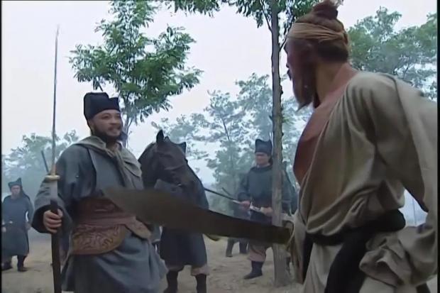 押沙龙:不愿意也不行,我按着你也要报了这个恩!