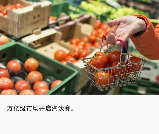 社区团购大战分水岭:同程破产,巨头拼毛利,开启淘汰赛