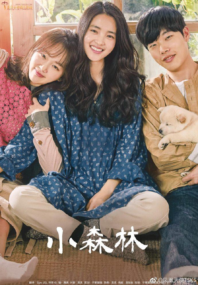 韩国电影《小森林》1080P韩语中字下载