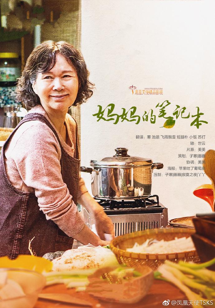韩国电影《妈妈的笔记本》1080P韩语中字下载