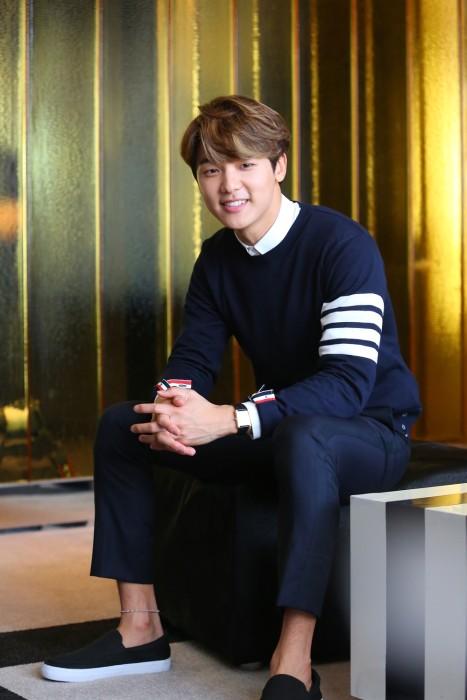 CNBlue 姜敏赫出演《戲子》飾演惠利弟弟
