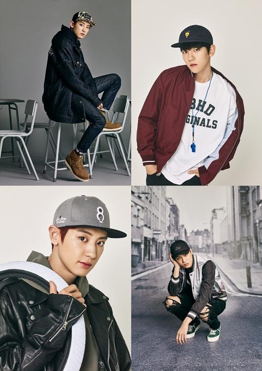 EXO秋日寫真公開 展八人八色男友魅力