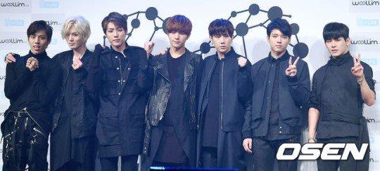 Infinite出演《SNL Korea8》15日無限颱風襲來