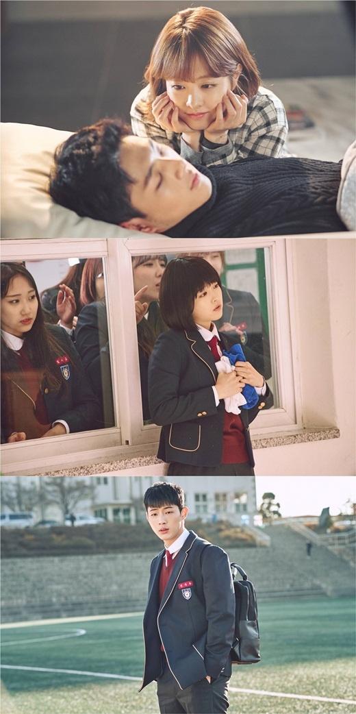 《大力女子都奉順》劇照公開 樸寶英暗戀Jisoo甜蜜心動