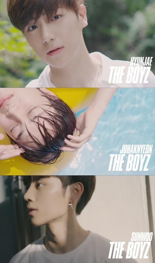 Cre.ker新男團隊名確定'THE BOYZ' 組合成員今日起公開