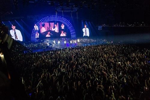 GOT7,世界巡演歐洲站成功舉辦,人氣火爆