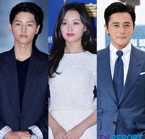 宋仲基,金智媛,张东健将出演《阿斯达编年史》