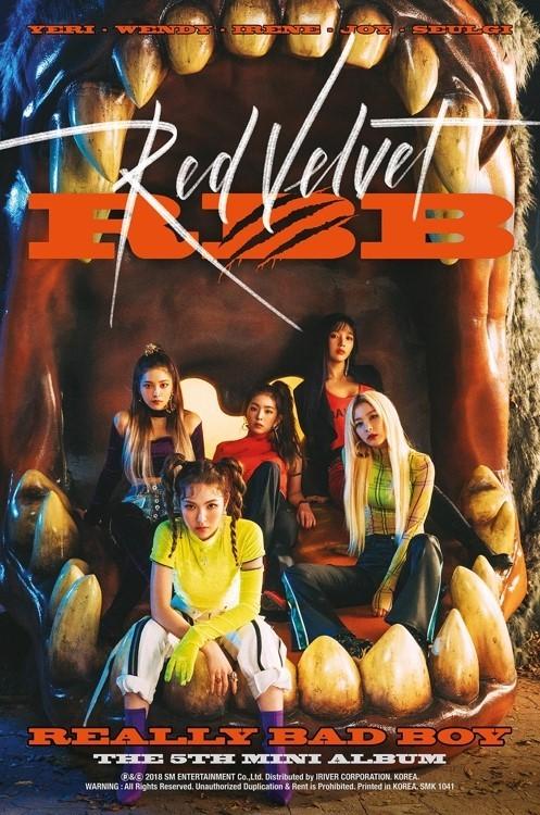 Red Velvet確定於30日攜迷你5輯《RBB》迴歸