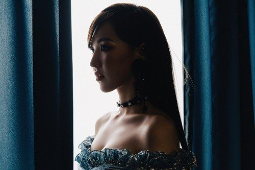Red Velvet Wendy新專個人預告照公開 展優雅清純美共存