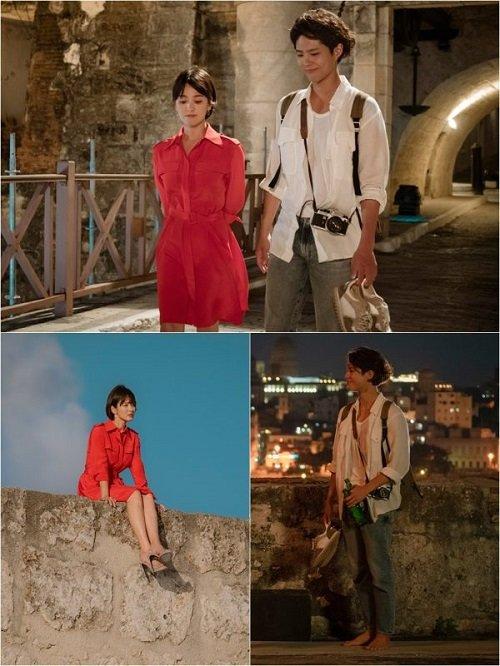《男朋友》宋慧乔X朴宝剑在古巴第一次约会