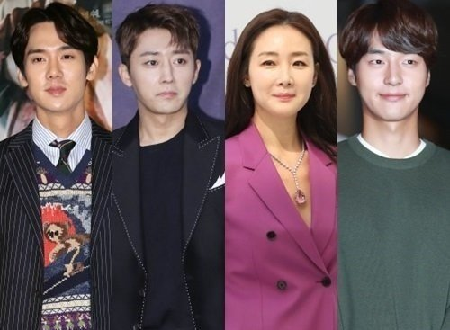 柳演錫孫浩俊出演tvN新綜藝《咖啡朋友》 1月開播