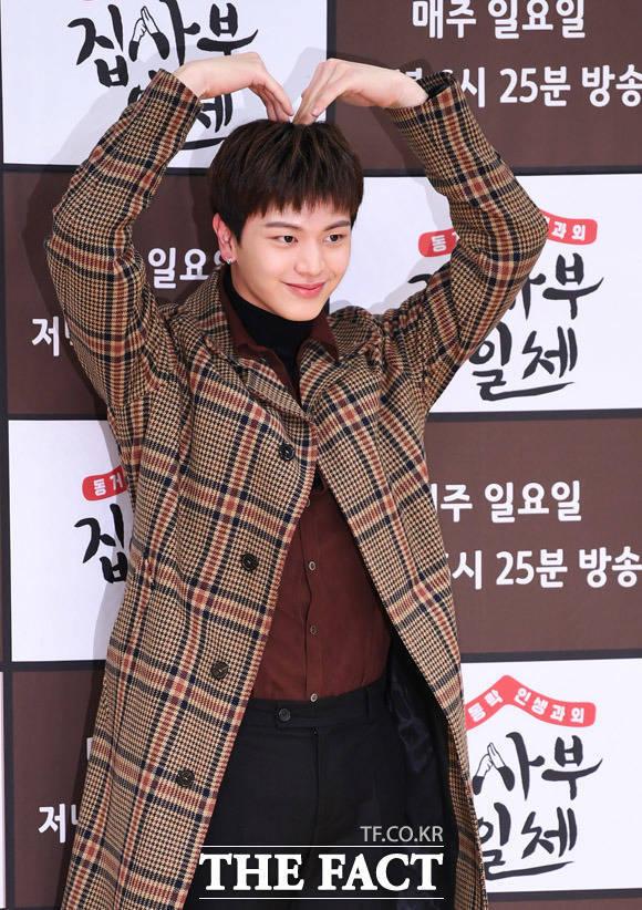 陸星材有望主演tvN《烤麵包的男人》 飾演變成人類的貓
