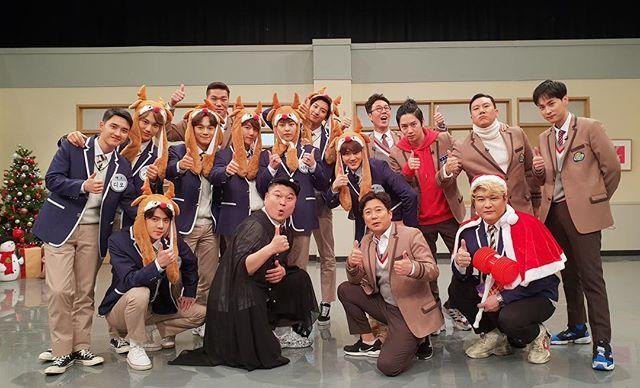 《認識的哥哥》公開EXO出演合影