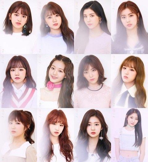 IZ*ONE出演《Idol Room》 4月2日播出
