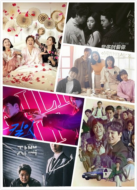 2019年4月6日韓劇收視率