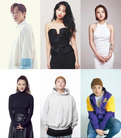 《Produce X 101》公布6人导师阵容