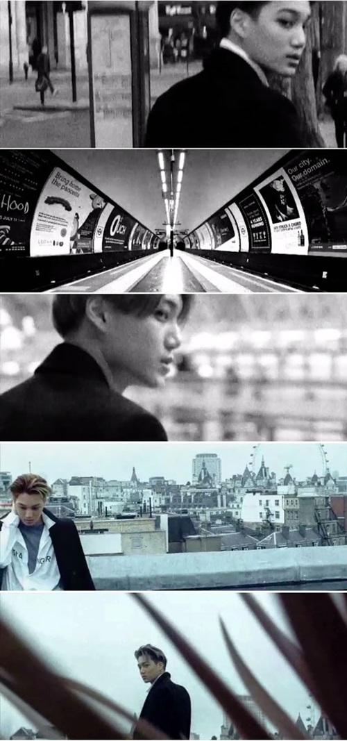 EXO攜新專月底迴歸 首發KAI預告片暗藏玄機