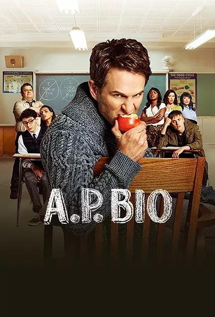 瘋狂教授生物課 A.P. Bio