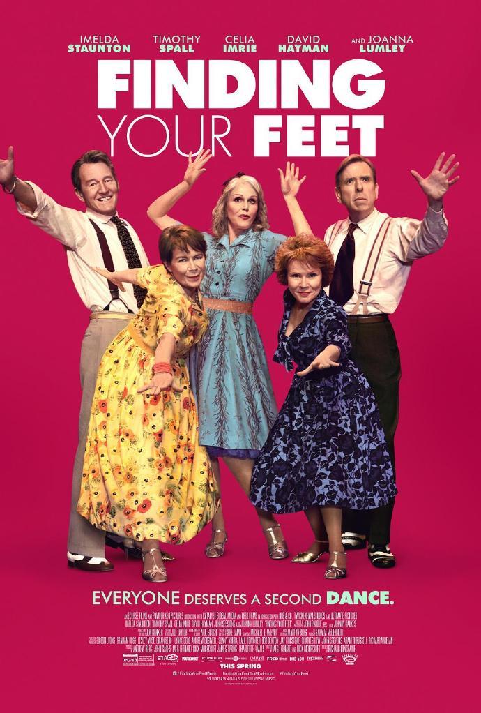 追随你脚步 Finding Your Feet