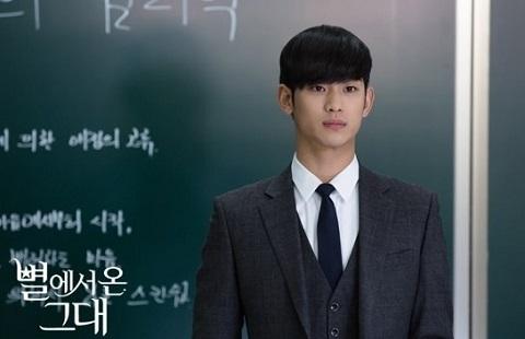 韓劇《來自星星的你》將於30日停播一集