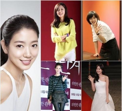 韓國20代女演員貧乏,哪5位女星最惹眼?