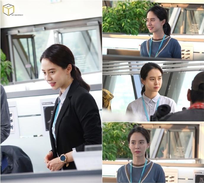 tvN独幕剧《B主任和情书》720P中字下载