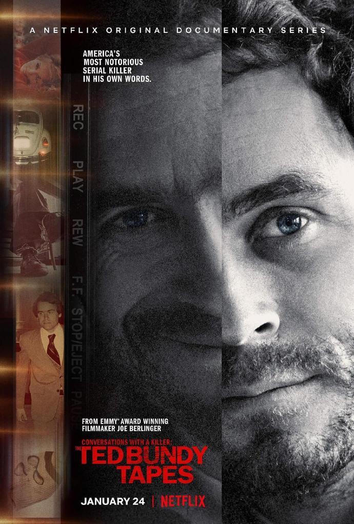 与杀手对话:泰德·邦迪录像带 第一季2019.HD720P 迅雷下载