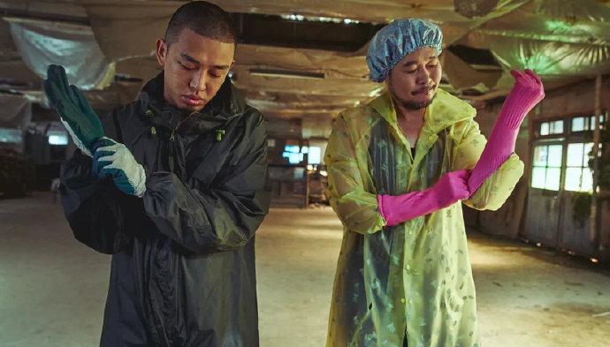 韩国票房冠军新片,他还是最火的欧巴-相册