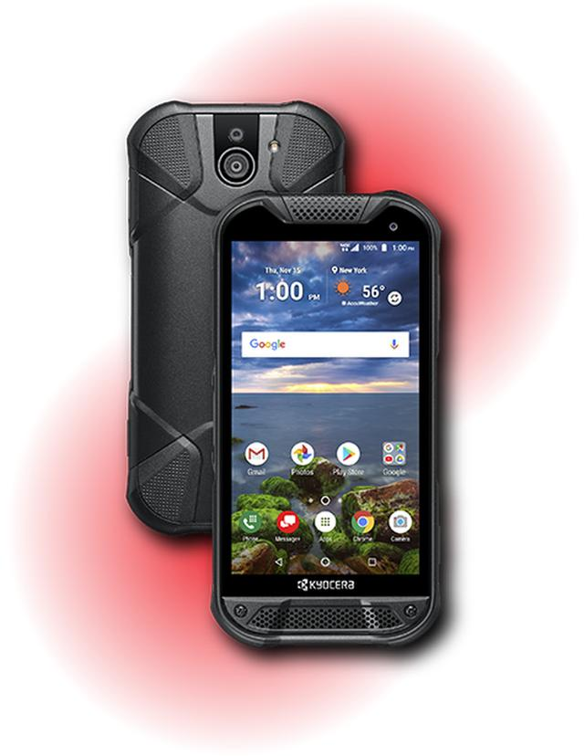 通过军规810G认证:京瓷推出三防手机DuraForce PRO 2