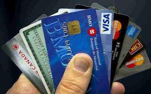 央行:全国人均持有银行卡5.31张 信用卡0.47张