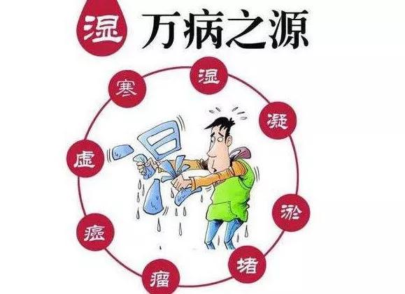 体内湿气重有哪些症状?如何去除体内湿气?