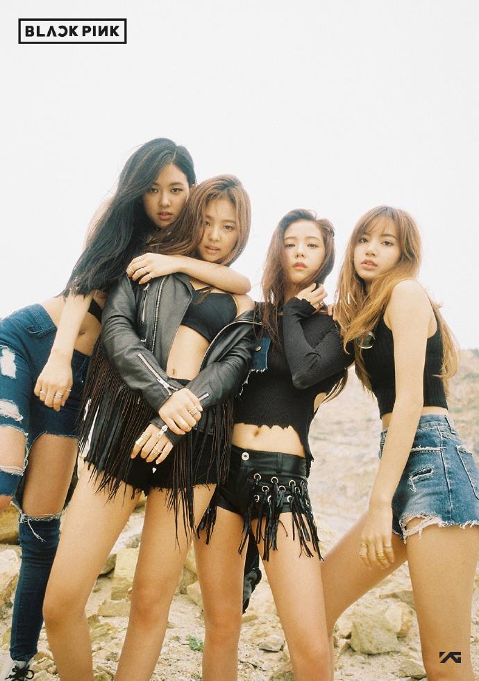 """YG新女團4名成員最終確定""""組合名Black Pink"""""""