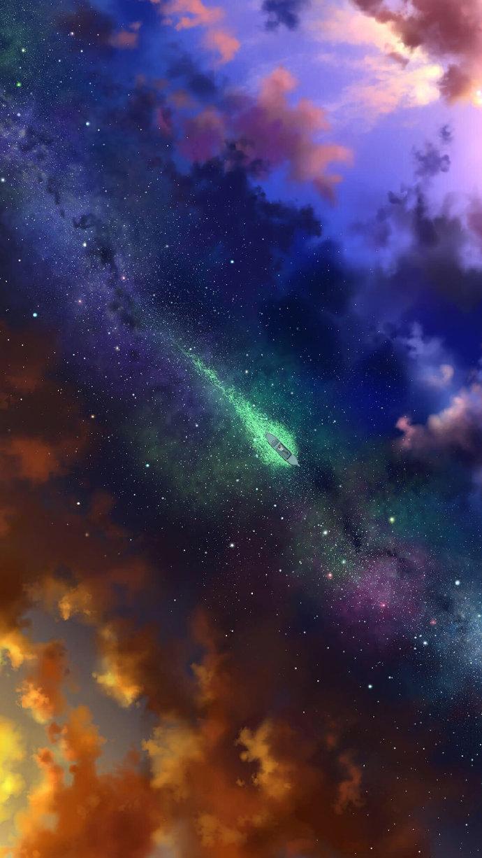 超精辟的晚安心语句子,总有一句与你心有灵犀,优美图片