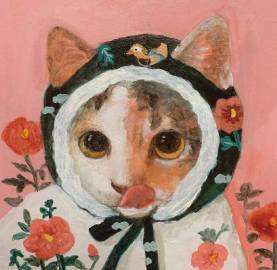 cat by selynn